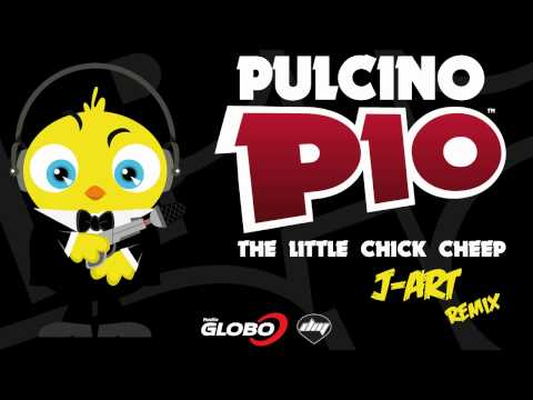 PULCINO PIO - The Little Chick Cheep (J-Art remix) (Official)