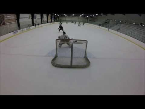 Friday Night Hockey (9-11-15) Goalie Highlights