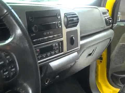 Ford Super Duty Second Generation Td Ford F 250 6 4l ...