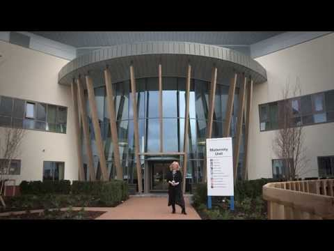 North Middlesex University Hospital maternity unit tour
