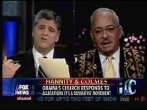 Jeremiah Wright on Fox