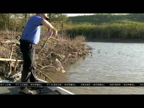 Southwest Outdoors Report Episode #4 Clip 2 Season 2010
