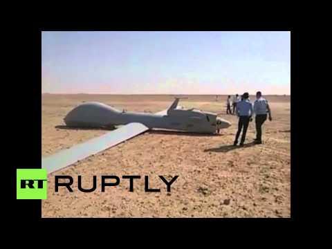 Iraq: US Predator drone worth millions crashes in Samawa