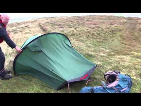 Cabela S Alaskan Guide Model Tent Storm Test Hurricane