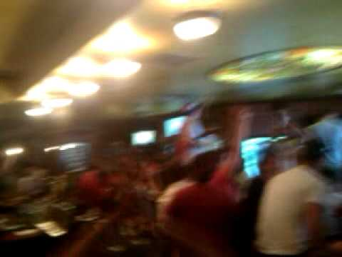 USA v. Algeria Post Game Celebration at Dan McGuinness
