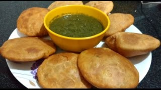 aloo ki kachori recipe (आलू की कचोरी )