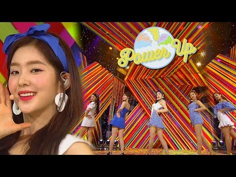 Download Lagu  《Comeback Special》 Red Velvet레드벨벳 - Power Up @인기가요 Inkigayo 20180812 Mp3 Free
