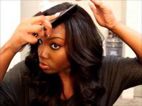 Blended Hair Weave Blending my Hair With Filipino