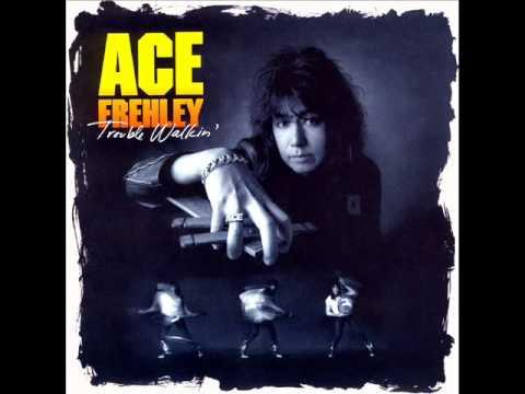 Ace Frehley - Trouble Walkin