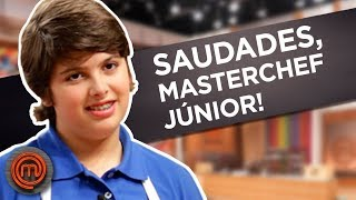 5 MOMENTOS DO MASTERCHEF JÚNIOR | LISTAS MASTERCHEF