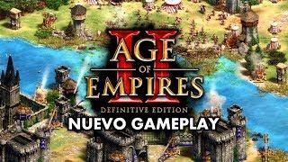 AGE of EMPIRES 2 DEFINITIVE EDITION - NUEVO GAMEPLAY COMENTADO en VIVO