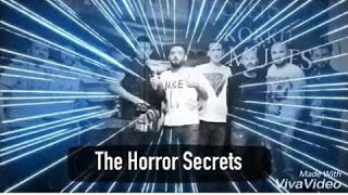 TÜRKİYEDE TEKKKKKKK  /// THE HORROR SECRETS ///