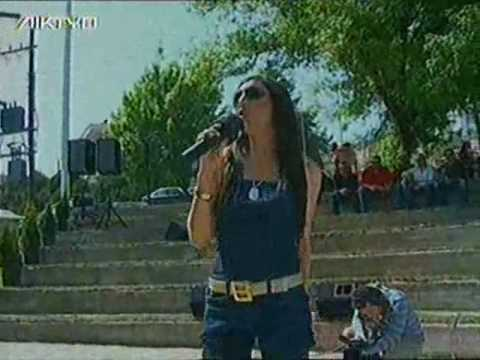 Maria Iakovou @ Diktyo tv Serres