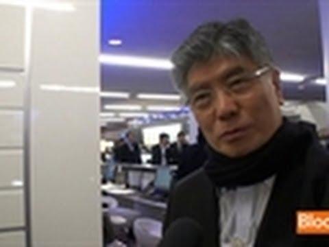 Bank of Korea Governor on Europe Crisis, Economy