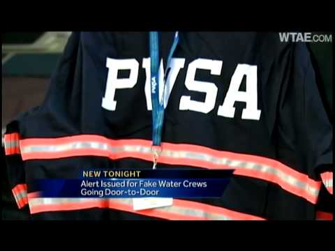 Pittsburgh Water and Sewer Authority warns of imposters