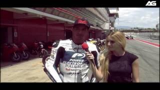 Entrevistamos a Yonny Hernandez Piloto de MotoGP