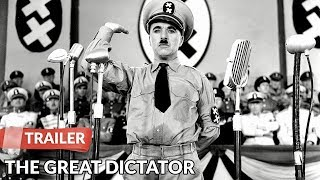 The Great Dictator 1940 Trailer | Charlie Chaplin