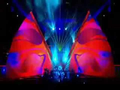 kylie minogue les folies tour setlist. Kylie - Aphrodite Les Folies Tour 2011 (Fanmade Trailer)