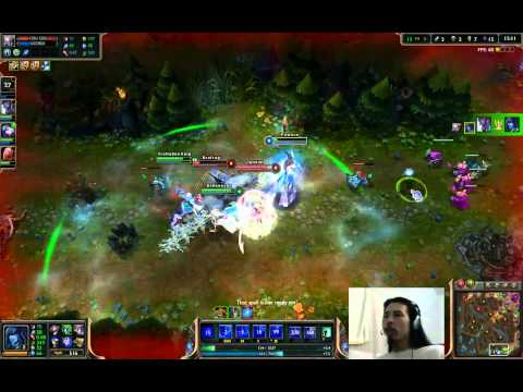 Lissandra Support Full Game Gameplay Spotlight - League of Legends Champion Preview
