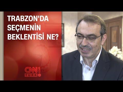 Trabzon'da seçmenin beklentisi ne?