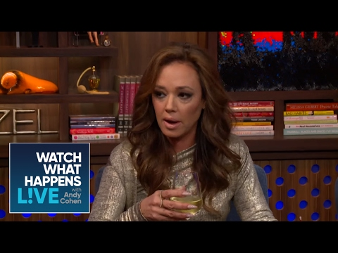 Leah Remini On Leaving Scientology, Tom Cruise, John Travolta, And Brooke Shields - WWHL