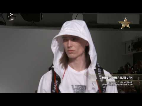 CHRISTOPHER RÆBURN London Fashion Week Men's Spring/Summer 2019