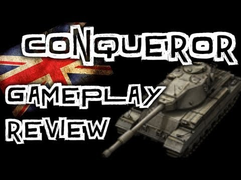 World of Tanks    Conqueror - Tank Review