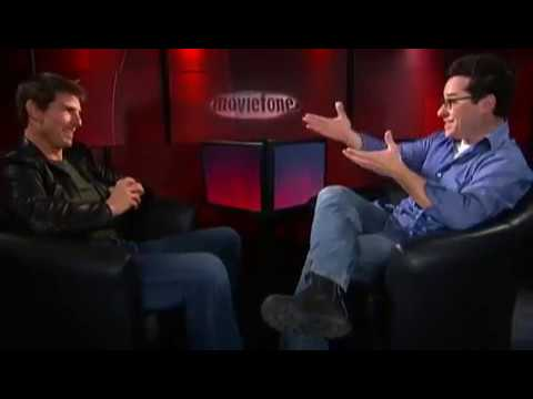 Unscripted with Tom Cruise and J.J. Abrams