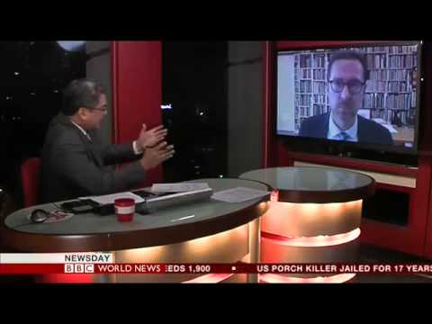 BBC News: Rory Medcalf on the Australia-India Uranium Deal