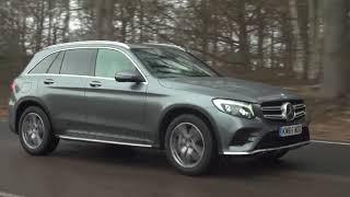 Mercedes GLC SUV 2017 review   Mat Watson Reviews