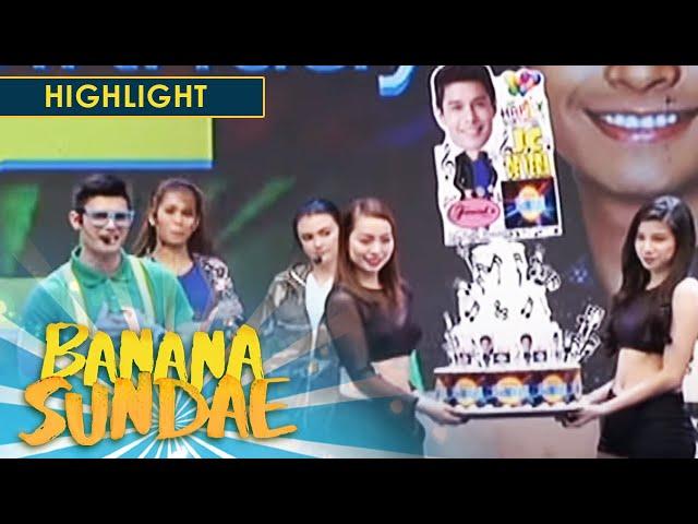 Banana Sundae: Baby boy JC de Vera celebrates his birthday