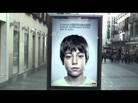 Campanha Da Fundación Anar, Para Conscientizar Sobre Abuso Infantil video