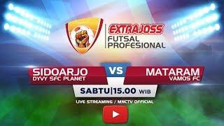 Download Lagu DYVY SFC PLANET (SIDOARJO) VS VAMOS FC (MATARAM) (FT :1-0) - Extra Joss Futsal Profesional 2018 Gratis STAFABAND
