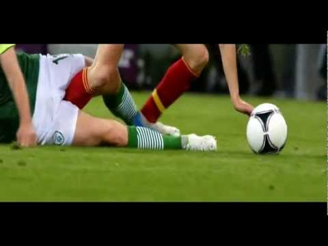 Andres Iniesta - Best player at Euro 2012 [HD]