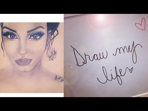 Draw My Life ♡ Still GlamorUs