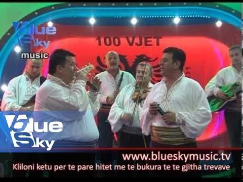 Edi & Fatos Furra - Kolazh ( Moj selvi, po te baj be pash perendine) - www.blueskymusic.tv