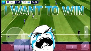 😭 LET ME WIN!! | Dream League Soccer 2019 Android Gameplay