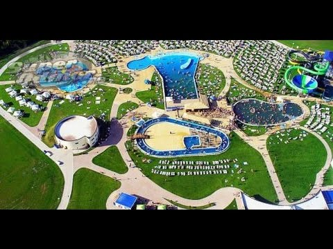 PETROLAND - AQUAPARK - Backi Petrovac Serbia (HD)