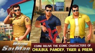 Being SalMan : Being Human Salman Khan Action Game Bollywood Hero Game