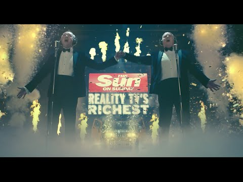 The Sun's Reality Rich List is coming. And we've united two reality TV legends!