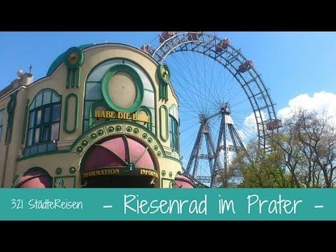 StädteReisen Wien Riesenrad Im Prater