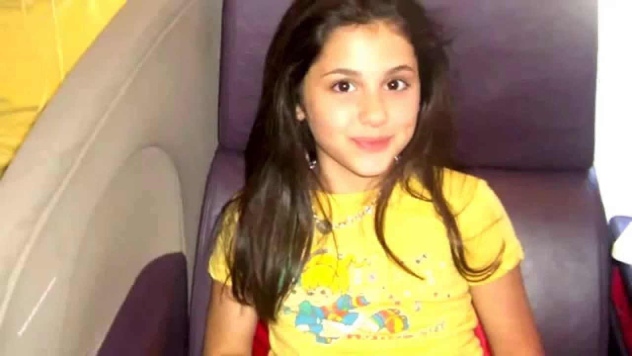 ariana grande age 14