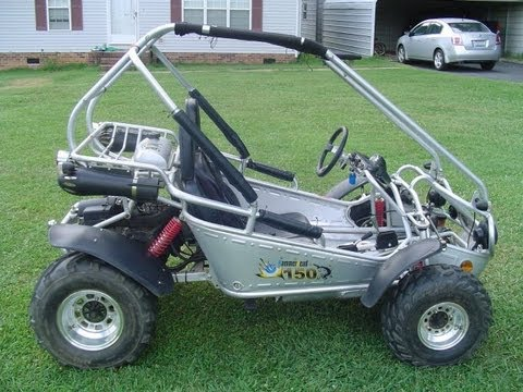 Review - Hammerhead 150SS Go Cart