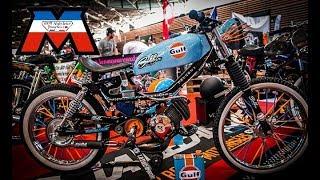 Mobylette - 103 d'exception by Didier Coudert - Salon du 2 roues de Lyon