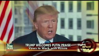 Donald Trump song from Russia