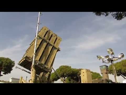 ISRAEL HLS 2014 Homeland Security Review   RAFAEL Iron Dome 4