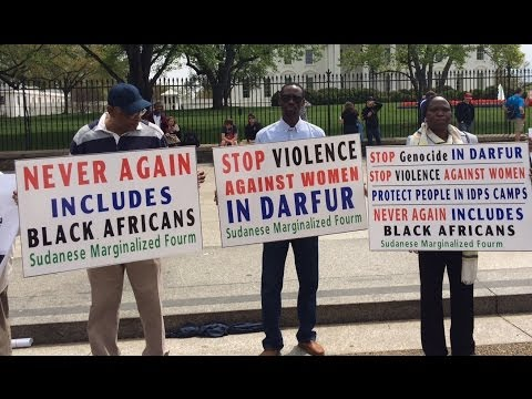 Darfur - Never Again includes Black African