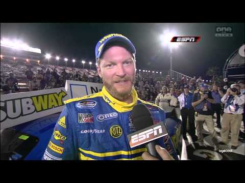 Dale Earnhardt Jr  #3 win at Daytona (2010)