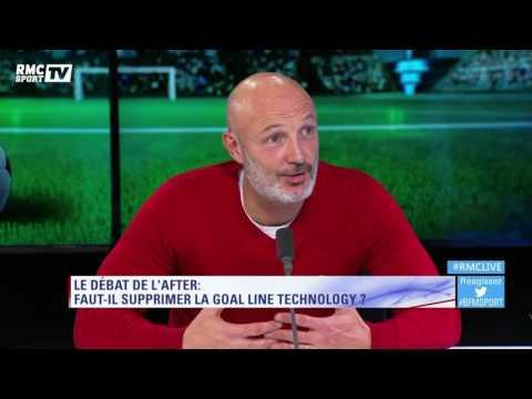 """Riolo : """"Il suffira d'une erreur pour la Goal Line Technology"""""""