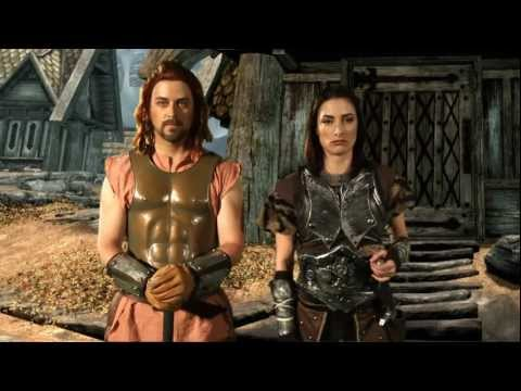 The Skyrim Parodies: Carry These Burdens